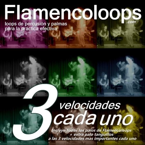 Product picture flamencoloops.com - 3 cada uno (compilation)