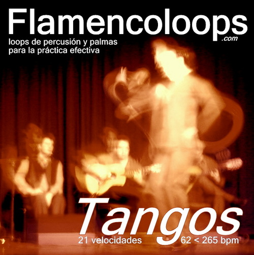 Product picture flamencoloops.com - Tangos