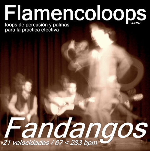 Product picture flamencoloops.com - Fandangos