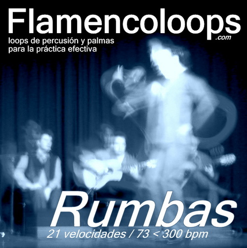 Product picture flamencoloops.com - Rumbas