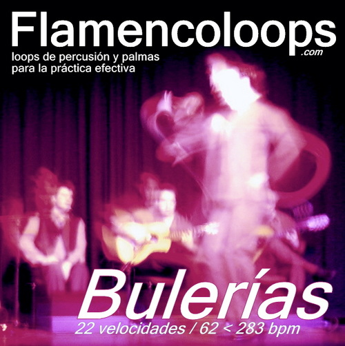 Product picture flamencoloops.com - Bulerías